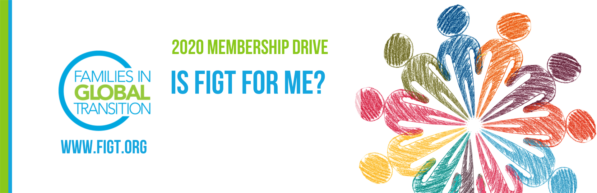 blog title: Is FIGT for me? 2020 Membership Drive